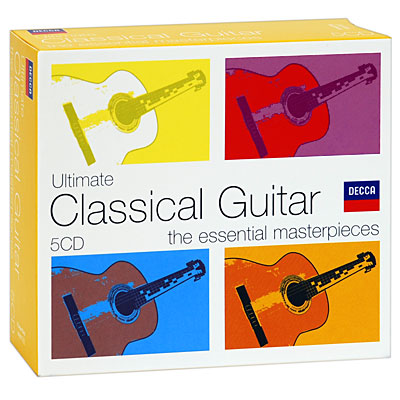 VA-Ultimate Classical Guitar - The Essential Masterpieces (2008)