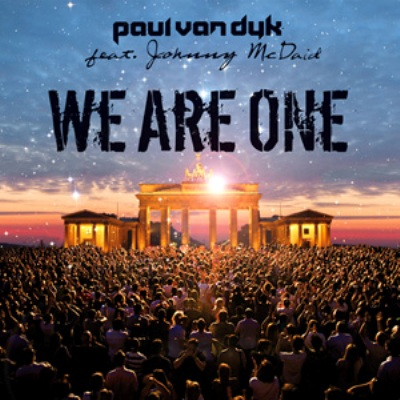 Paul van Dyk feat. Johnny McDaid - We Are One (2010)