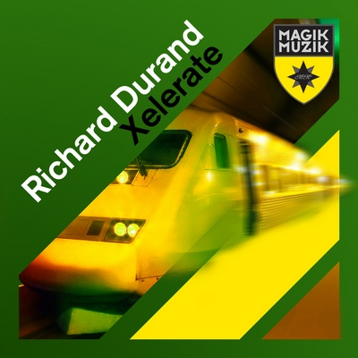 Richard Durand - Xelerate (2010)