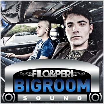 Filo & Peri - Big Room Sound 015 (18-01-2010)