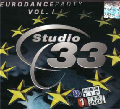 VA-Studio 33 - Eurodanceparty Vol.1 (2010)