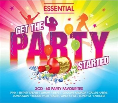 VA-Essential Get the Party Started (2010)