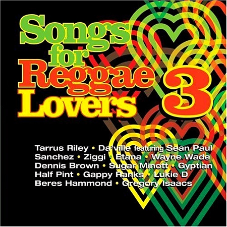 VA-Songs For Reggae Lovers 3 (2010)