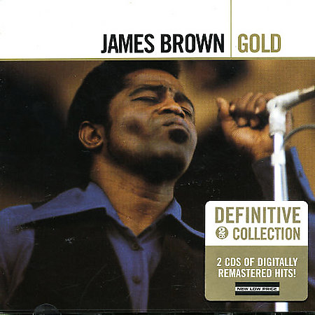 James Brown - Gold. Definitive (2CD Collection) 2005