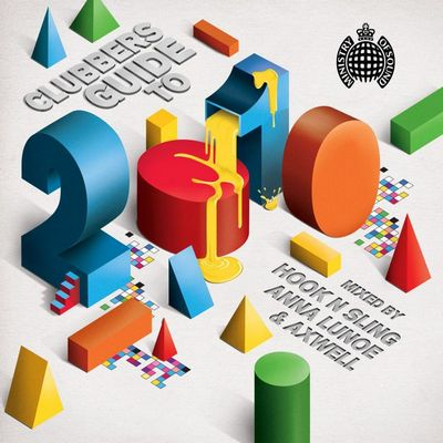VA-Ministry of Sound: Clubbers Guide to 2010 (AU Edition) 3CD