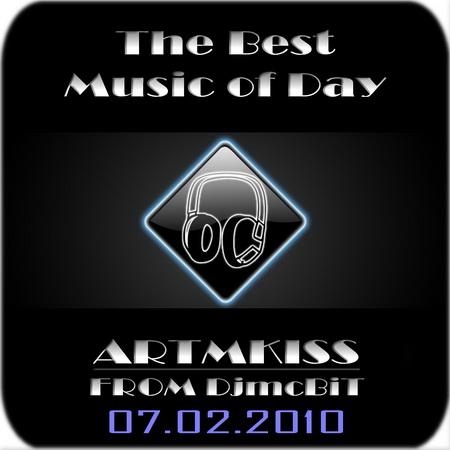 VA-The Best Music of Day from DjmcBiT (07.02.10)