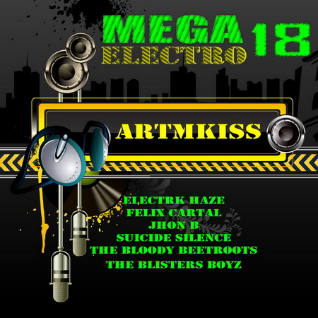 VA-Mega Electro from DjmcBiT vol.18