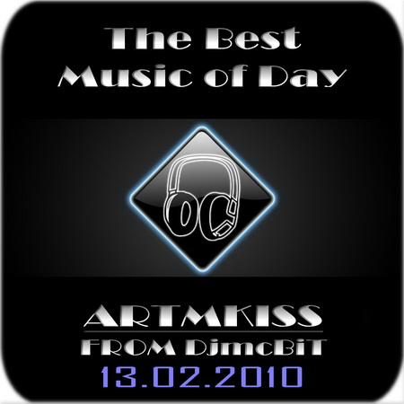 VA-The Best Music of Day from DjmcBiT (13.02.10)