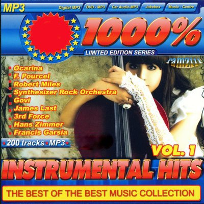 VA-1000% Instrumental Hits (2010)