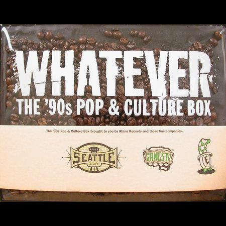 VA-Whatever The 90s Pop and Culture Box-Remastered 7CD 2005 (2010)