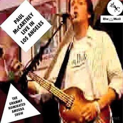 Paul McCartney - Live in Los Angeles (2010)