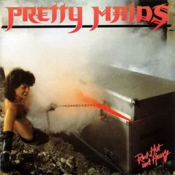 Pretty Maids - Red Hot And Heavy (1984)