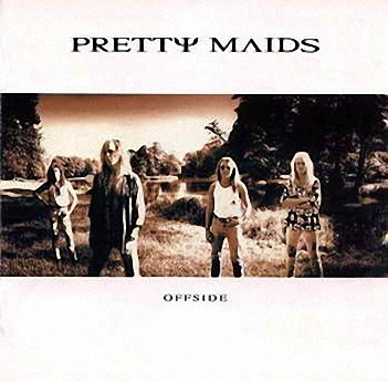 Pretty Maids - Ofside EP (1992)
