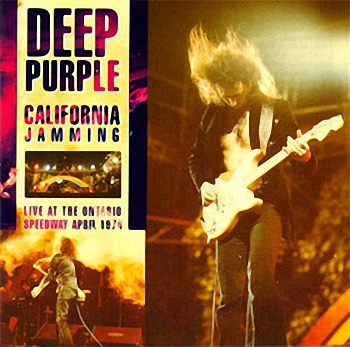 Deep Purple - Live at the California Jam (1974) (1996)