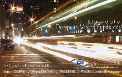 Elucidate - Deep In Vocal Euphoria 044 (Guestmix Soundseekers) (03-03-2010)