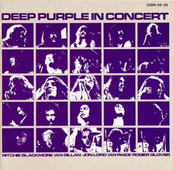 Deep Purple - Deep Purple In Concert (1970-1972) (2002)