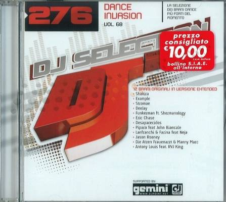 DJ Selection Vol. 276 - Dance Invasion Part 68 (2010)