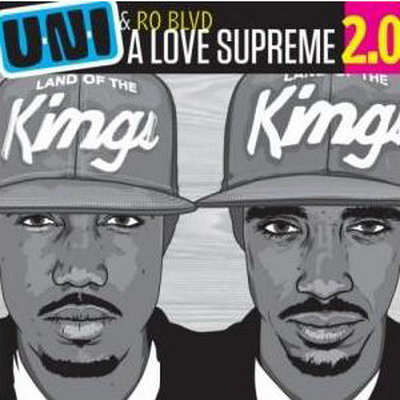 U-N-I & Ro Blvd � A Supreme Love 2.0 (2010)