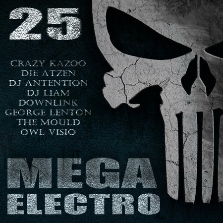 VA-Mega Electro from DjmcBiT vol.25