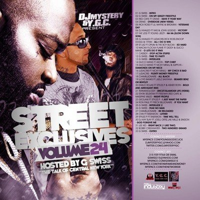 VA-Street Exclusives Vol. 24 (2010)