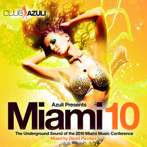 VA-Azuli Presents Miami (2010)
