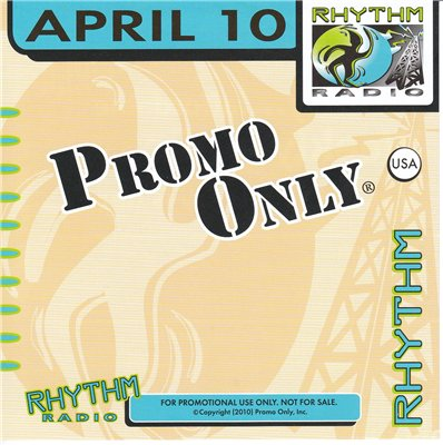 VA-Promo Only Rhythm Radio April (2010)