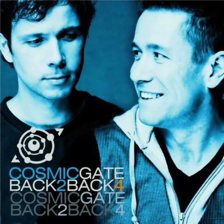 VA-Cosmic Gate - Back 2 Back 4 (2010)