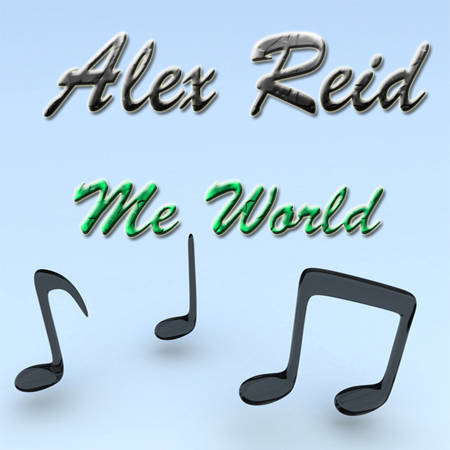 VA-Alex Reid-Me World (2010)