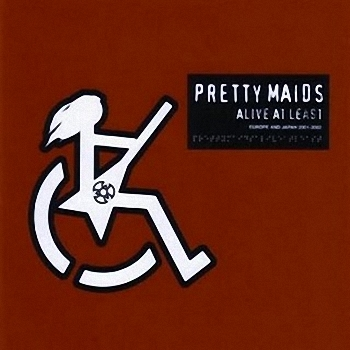 Pretty Maids - Alive At Least (2003)