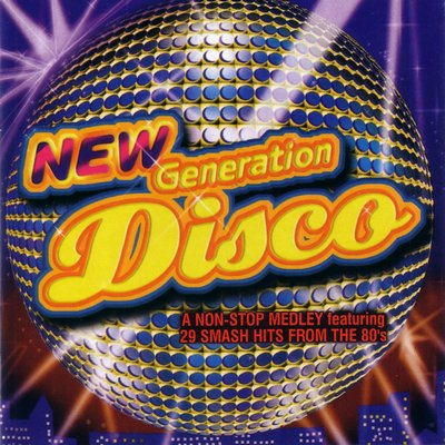VA-New Generation Disco (2010)