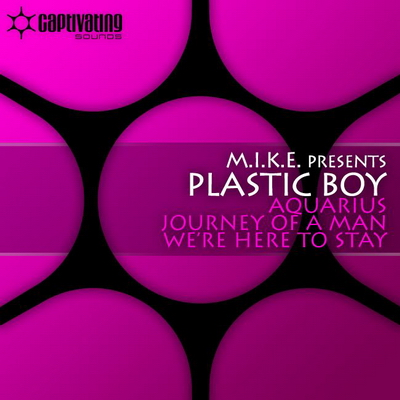 M.I.K.E. presents Plastic Boy - Aquarius EP (2010)