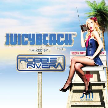 VA-Juicy Beach 2010 Mixed By Robbie Rivera (2010)