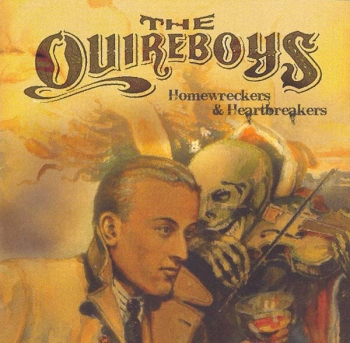 Quireboys — Homewreckers & Heartbreakers (2008)