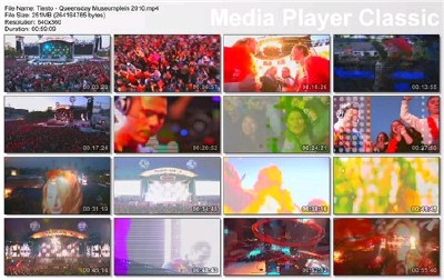 Tiesto - Live at Queensday Museumplein 2010