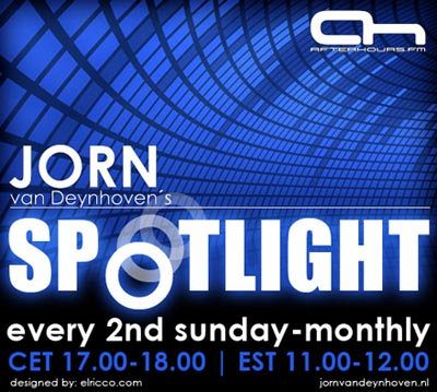 Jorn van Deynhoven - Spotlight (May 2010) (09-05-2010)