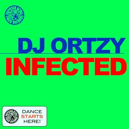 DJ Ortzy - Infected EP (2010)