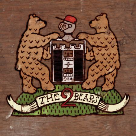 THE 2 BEARS - Follow The Bears EP (2010)