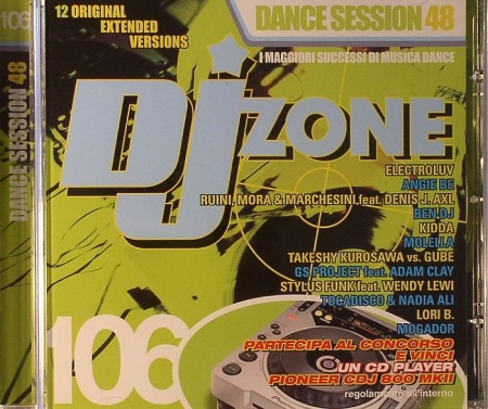 VA-DJ Zone 106-Dance Session Vol.48 2010
