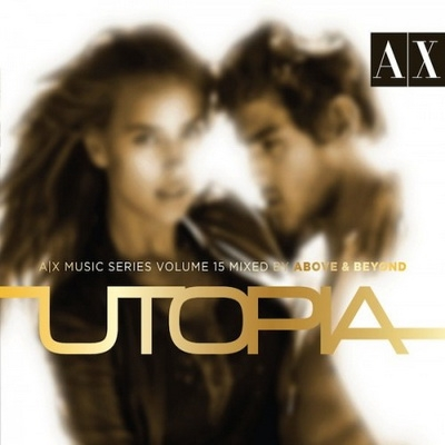 VA-AX Music Series Vol 15: Mixed by Above & Beyond - Utopia (2010)