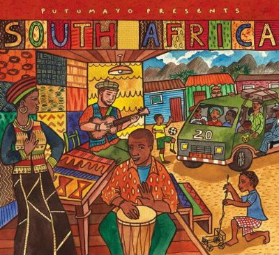VA - Putumayo Presents South Africa (2010)