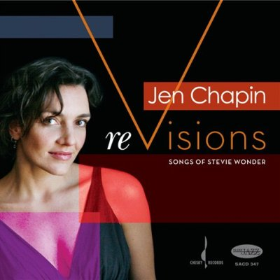 Jen Chapin - ReVisions - Songs of Stevie Wonder (2009)