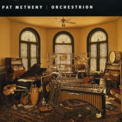 Pat Metheny - Orchestrion (2010)
