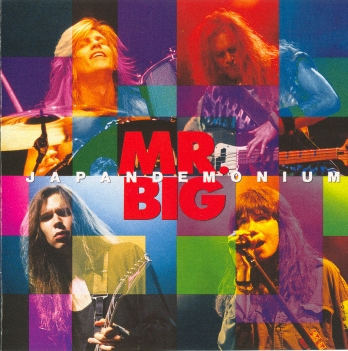 Mr. Big - Japandemonium (1994)