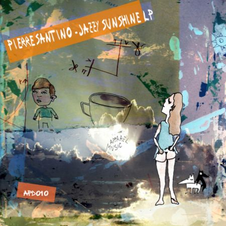 Pierre Santino - Jazzy Sunshine