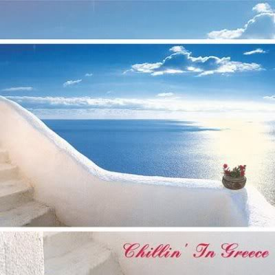 VA-Chillin' In Greece (2009)