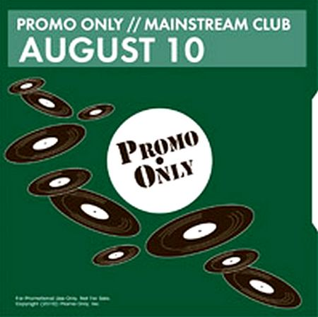 VA-Promo Only Mainstream Club August (2010)