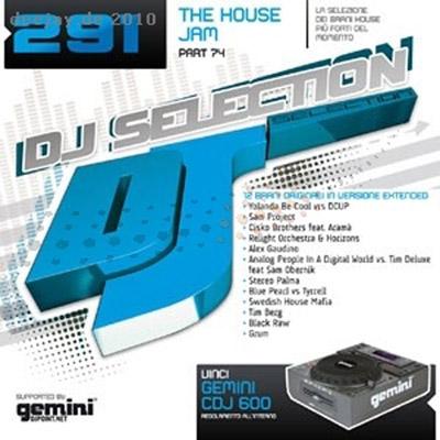 VA-DJ Selection Vol. 291 - The House Jam Part 74 (2010)