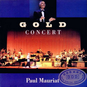 Paul Mauriat - Gold Concert (1997)