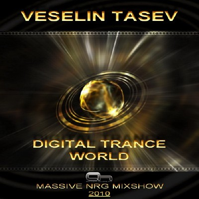 Veselin Tasev - Digital Trance World 143 (25-07-2010)