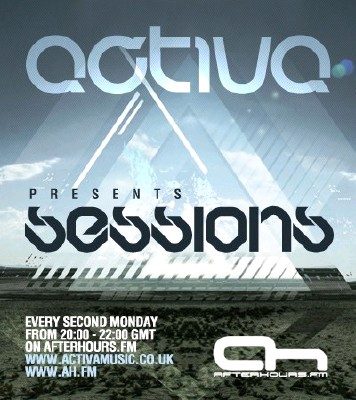 Activa - Sessions 020 (09-08-2010)
